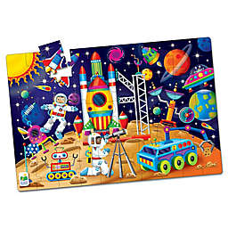The Learning Journey Out in Space Jumbo Floor Puzzle