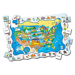 The Learning Journey Find It! USA Doubles! Puzzle