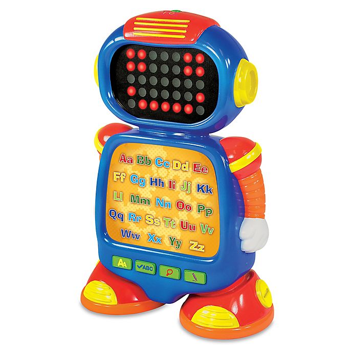 Alternate image 1 for The Learning Journey Touch & Learn Phonics Bot