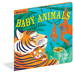 """Indestructibles: """"Baby Animals"""" Book by Amy Pixton and Stephan Lomp"""