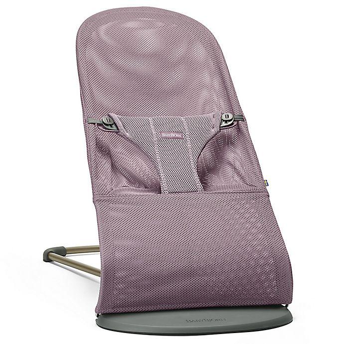 Alternate image 1 for BABYBJORN® Bouncer Bliss in Lavender Violet Mesh