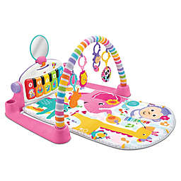 Fisher-Price® Deluxe Kick and Play Piano Gym in Pink