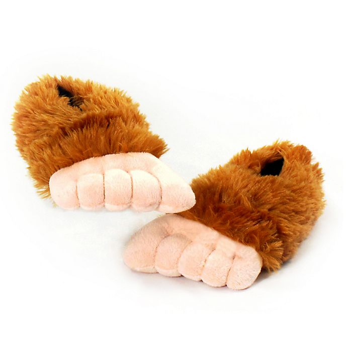 Alternate image 1 for Wishpets Big Feet Slippers