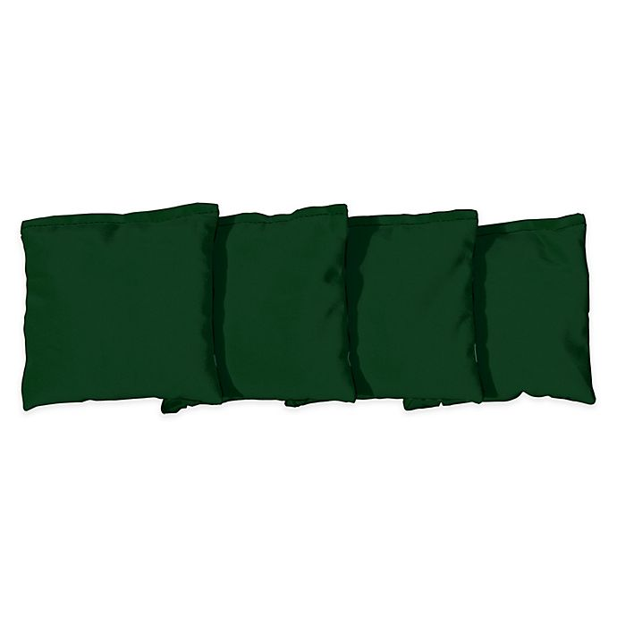 Alternate image 1 for Victory Tailgate Regulation All-Weather Cornhole Bags (Set of 4)