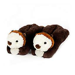 Wishpets Size Medium 12-Inch Sea Otter Slippers