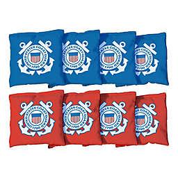 Victory Tailgate Coast Guard Regulation Corn-Filled Cornhole Bags (Set of 8)