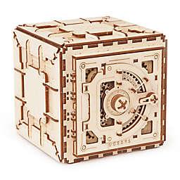Ugears Safe 3D Mechanical Wooden Model