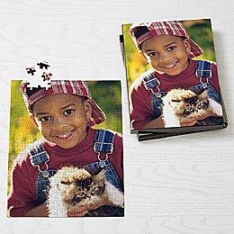 Puzzle of Love Vertical 252-Piece Jigsaw Puzzle