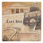 Thirstystone® East Side Cleveland Single Square Coaster