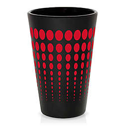 Silipint Pint Glass with Dots