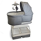 Bliss Sweetli Deluxe Bassinet in Stonewash