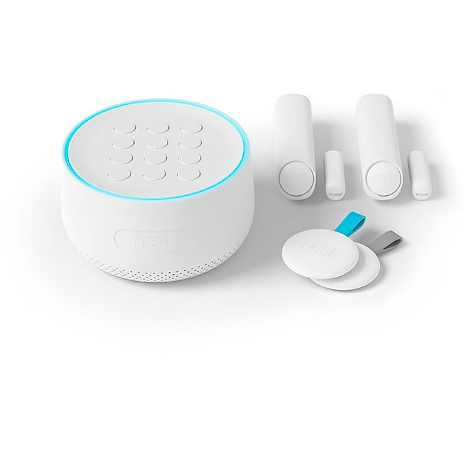 Alternate image 1 for Google Nest Secure Alarm System Starter Pack in White