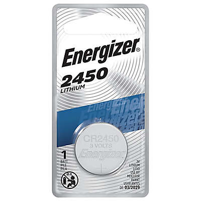 Energizer CR 2450 Lithium Battery