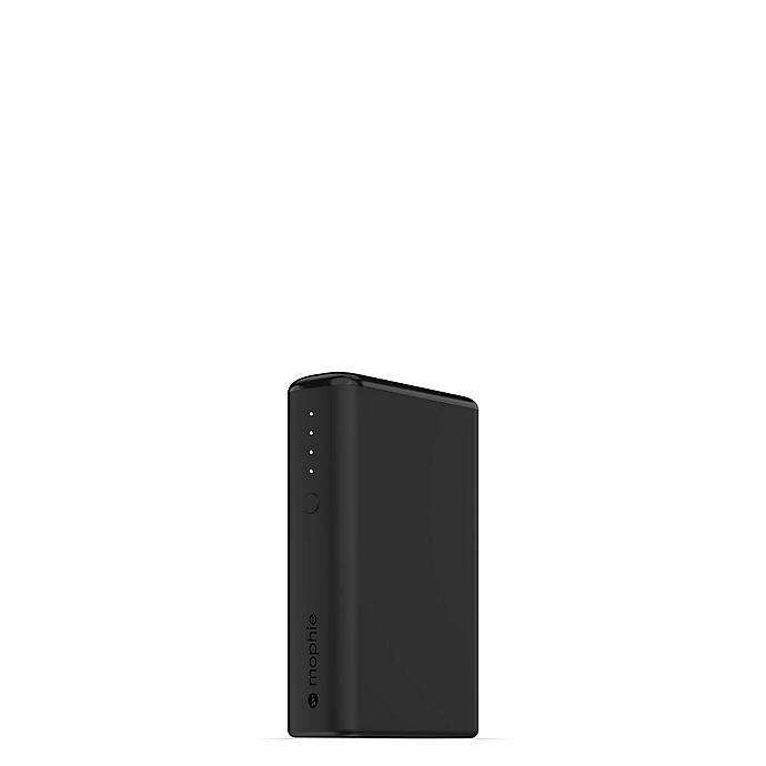separation shoes 12c09 124ee Mophie 5200mAh Portable Power Boost Universal Battery in Black | Bed ...