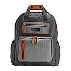 JJ Cole® Papago Pack Diaper Bag in Camel Herringbone