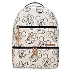Petunia Pickle Bottom® Sketchbook Mickey & Minnie Axis Backpack