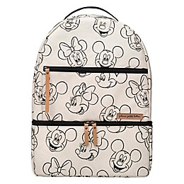 Petunia Pickle Bottom® Sketchbook Mickey & Minnie Axis Backpack