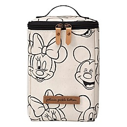 petunia pickle bottom® Cool Pixel Plus in Sketchbook Mickey and Minnie