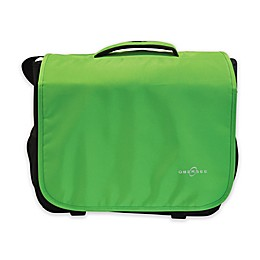 Obersee Madrid Convertible Diaper Bag in Green