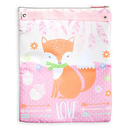 Tricoastal Kids Wildly Adorable Wet/Dry Bag in Pink