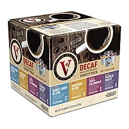 Victor Allen® Decaf Coffee Pods Variety Pack for Single Serve Coffee Makers 54-Count