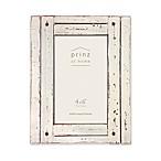 Prinz Homestead 4-Inch x 6-Inch Wood Frame in White