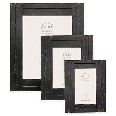 Prinz Homestead Wood Frame in Black