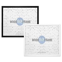Gallery 18-Inch x 24-Inch Wood Frame