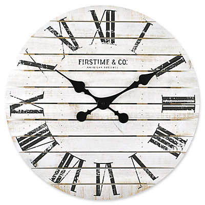 Wall Clocks Decorative Wall Clocks In All Styles Bed Bath Beyond