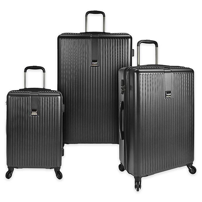 Alternate image 1 for U.S. Traveler Sparta 3-Piece Hardside Spinner Luggage Set