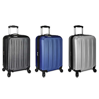 Elite Luggage Dori 21-Inch Hardside Spinner Carry On