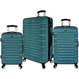 Elite Luggage 3-Piece Tustin Spinner Luggage Set