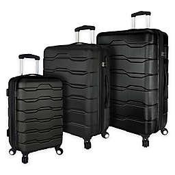 Elite Luggage 3-Piece Omni Spinner Luggage Set