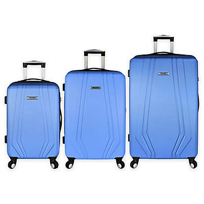 Elite Luggage Paris 3-Piece Hardside Luggage Set