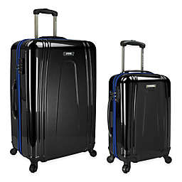 U.S. Traveler 2-Piece EZ-Charge Spinner Set