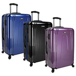 U.S. Traveler 30-Inch EZ-Charge Spinner Suitcase