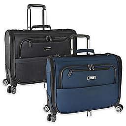 U.S. Traveler Freetown 21-Inch Spinner Carry On Garment Bag