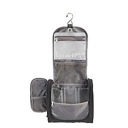 Latitude 40<strong>°</strong>N®<strong> </strong>Hanging Travel Organizer in Black