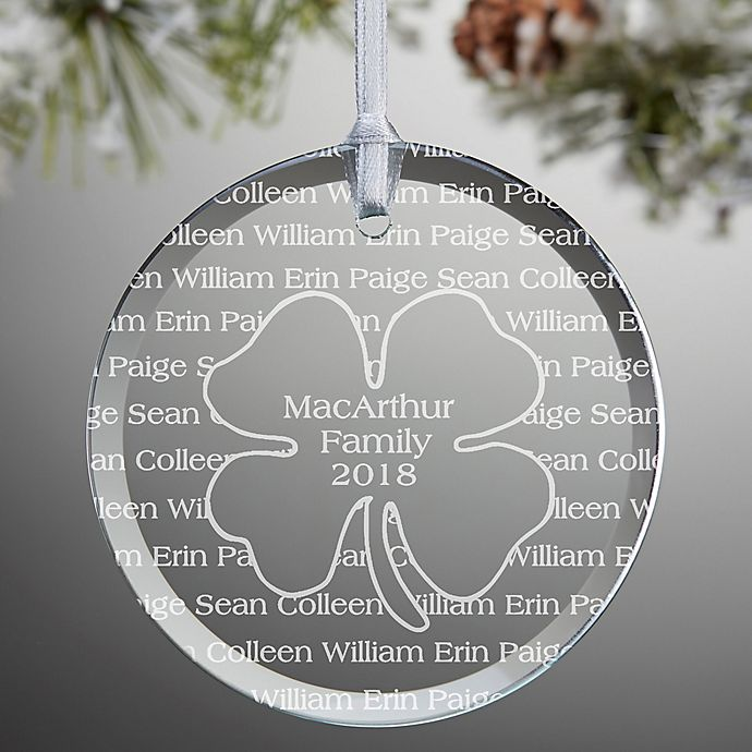 Alternate image 1 for Irish Family Ornament
