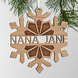 Special Someone Wood Christmas Ornament