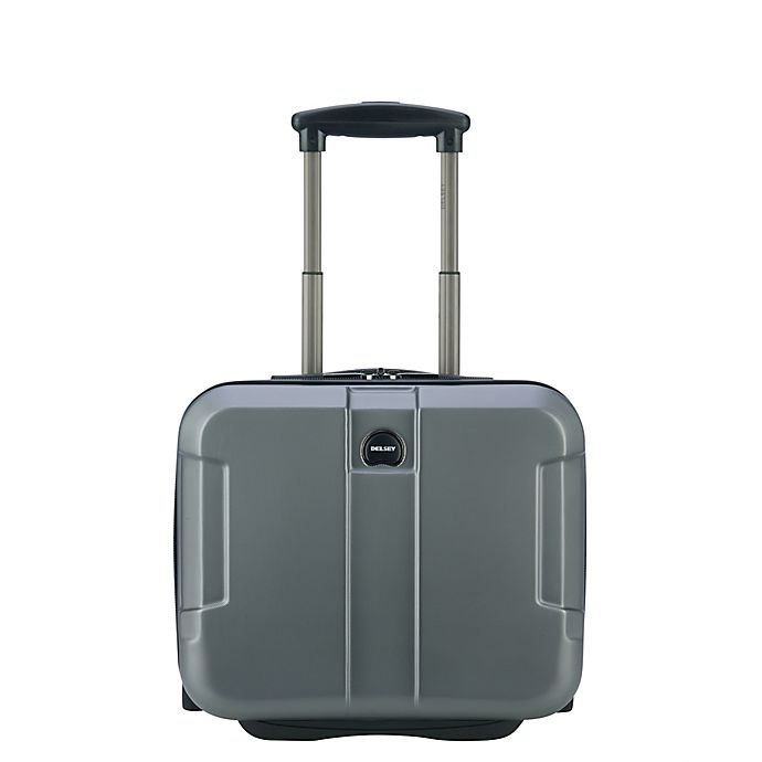 Alternate image 1 for DELSEY PARIS Depart 2.0 Hardside 2-Wheel Under-Seater Luggage in Graphite