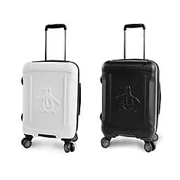 Original Penguin Clive 21-Inch Expandable Carry On Spinner