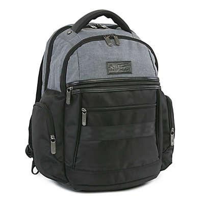 Original Penguin® Classics 6-Pocket 15-Inch Laptop Backpack