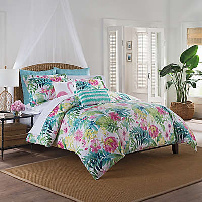 Coastal Life Barbados Duvet Cover Set
