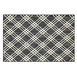 Mohawk Home® Signature Diamond Cross Washable Rug