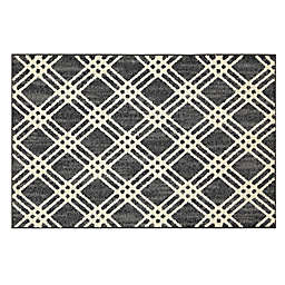 Mohawk Home® Signature Diamond Cross Washable Rug