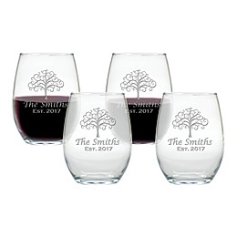 Carved Solutions Tree of Life Wine & Bar Collection