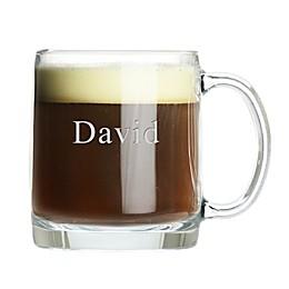 Carved Solutions Initials Mug