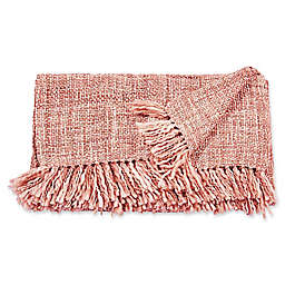 957afab885a3 Mina Victory by Nourison Basket Weave Throw Blanket
