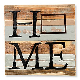 Sweet Bird & Co. Wyoming Home State Reclaimed Wood Wall Art